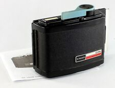 Graflex 6 x 7 cm Roll Film Back for 120 film, 10 exposures