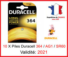 Duracell Button Cell 364 Sbl1 1 5v silver