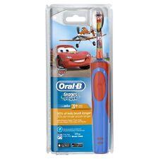 Braun Oral-B Stages Power (Cars) Mundpflege blau Elektrische Zahnbürste Timer