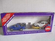 SIKU 2233 Super Serie PKW mit Anhänger und Tourenwagen 1/55 OVP