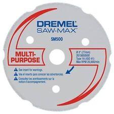 Dremel DSM500 Multipurpose Carbide Cutting Wheel/Disc/Blade DSM20 Saw-Max Tool