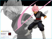 PRE-ORDER Dragon Ball Super R Goku Black Banpresto World Figure Colosseum BWFC 2