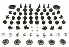 1968-1969 Camaro & Firebird Door & quarter window regulator mount hardware kit