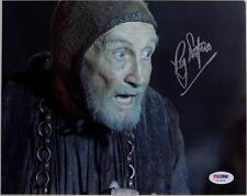 Roy Dotrice Signed Game Of Thrones 8x10 Photo PSA/DNA Auto