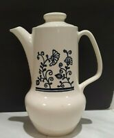 Homer Laughlin Sturbridge Coffee/Tea Pot EUC