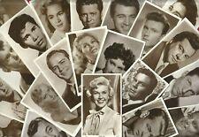 PICTUREGOER FILM STAR POSTCARDS - Cards D601 to D700 - PICK YOUR OWN (RN05)