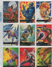 1995 Fleer Ultra X-Men Complete Set 1-150*