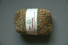 100% Wool worsted weight yarn good for Knitting & Crocheting -H04