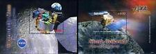 Guyana 2006 Space Satellites x2 S/S Mnh Sc#3930 & 3932 Cv$8.50 Astronomy