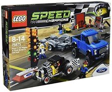 Lego Speed Champions Ford F-150?Raptor & Model A Hot Rod (75875)