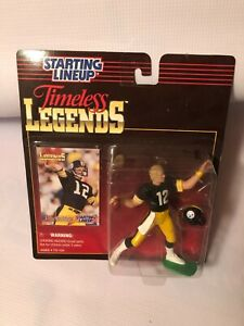 1995 Kenner Starting Lineup TERRY BRADSHAW Pittsburgh Steelers