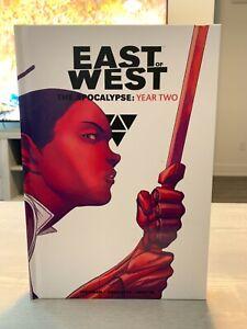 East Of West Apocalypse Year Two Hardcover