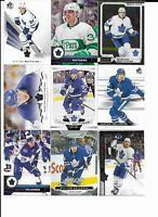 Toronto Maple Leafs 325 Card Sorted Lot MATTHEWS SUNDIN MARNER DOMI