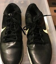 Nike Zoom Kobe V 5 Home and Away  Version Del Sol Purple Yellow Size 13 Worn x10