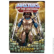 "Masters of the Universe Club Eternia Exclusive Saurod 6"" Action Figure MOTU"