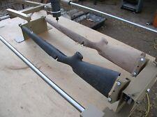 +Gunstock Carving Machine, from Kentucky Long Rifles down to fishing Lures
