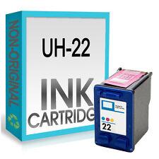Color UCI® ink Cartridge fits for HP 22XL Deskjet F2200 F2224 F2275 F2276 F2280