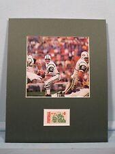 Joe Namath &  Jets win Super Bowl III & the 100th Anniversary of Football stamp