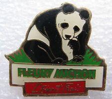 Pin's FLEURY MICHON avec Animal Panda #1526