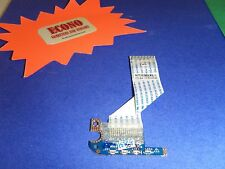 Acer Aspire One D260 Original Led Board W/Ribbon Cable LS-6221P Tested.