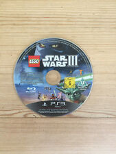 LEGO Star Wars III: The Clone Wars for PS3 *Disc Only*