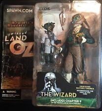 McFarlane Twisted Land Of Oz Series 2 The Wizard NIP