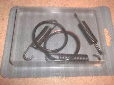 Exhaust O-rings + Pipe Springs Washer Kawasaki KDX200 KDX 200 1986 1987 1988
