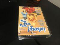 Pim Pam Fuoco DVD Conchiglia Velasco Fernando Fernan Gomez Sigillata Nuovo