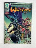Ultraverse Warstrike Vol 1 No 6 October 1994 Malibu Comics