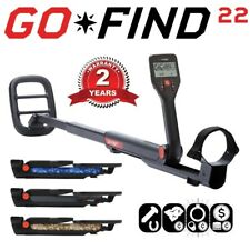 Minelab GO FIND 22 Metal Detector with Submersible Coil