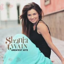 SHANIA TWAIN: GREATEST HITS CD THE VERY BEST OF / NEW