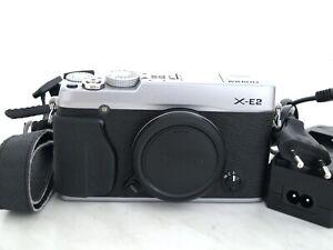 Fuji Fujifilm X-E2 Digitalkamera Gewährleistung 1 Jahr