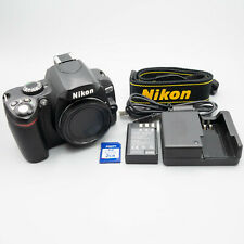 Nikon D40x 10.2MP - Tested /100% & Firmware Updated - 4,500 Shutters - Excellent