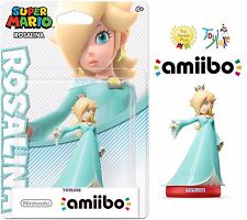 AMIIBO ROSALINA Super Mario Series Nintendo Game Character Action Figure Toy NEW
