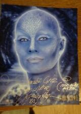 Farscape Virginia Hey, As Zotoh Zhaan Autograph 8 x10 No Coa