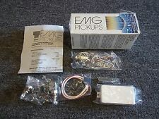 EMG EMG-89 Split Coil Humbucking Active Guitar Pickup in White  **Free Shipping!