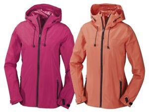 Damen Trekkingjacke Crivit Outdoor Regenjacke Wanderjacke Freizeitjacke Jacke