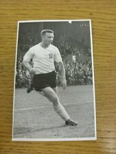 01/09/1962 Original Photograph: Rochdale - Winton, George ['Universal Pictorial
