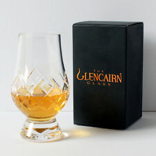 The Glencairn Official Cut Crystal Whisky Nosing Glass (Single Glass)