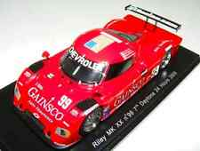 1/43 Spark Riley MK XX car #99 2009 24 Hours of Daytona 7th place finisher S2998