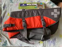 Top Paw Orange Life Jacket (Size XL: Dogs 85-100 lbs) New