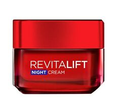 L'Oreal Revitalift Moisturizer Night Cream Anit-Wrinkle+Firming Face Skin 50ml