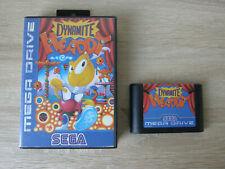 Dynamite Headdy - Sega Mega Drive / Genesis