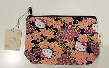 Hello Kitty Kimono Fabric Porch Bag from Sanrio Made in Japan