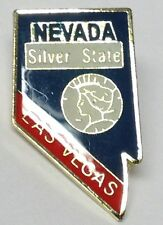 NEVADA STATE LAPEL PIN HAT TAC NEW