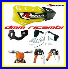 Paramani RACETECH FLX universali Moto Cross Enduro Motard Mini Pit-Bike (Giallo)