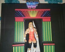 wwe wwf old school stage entrance custom for wrestling figures