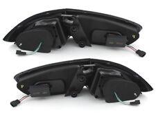 Fanali posteriori CarDNA LED Seat Leon 09+ 1P1 LIGHTBAR nero/fumè
