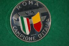 vintage AS ROMA barilla campione 1982 1983 patrick falcao pruzzo medaglia medal