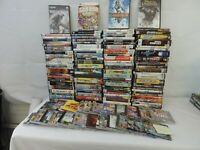 PC COMPUTER Game WHOLESALE Lot Store Closeout - OVER 130 Games - READ DESCR.
